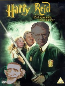 Harry Reid and the Chamber of Secrets
