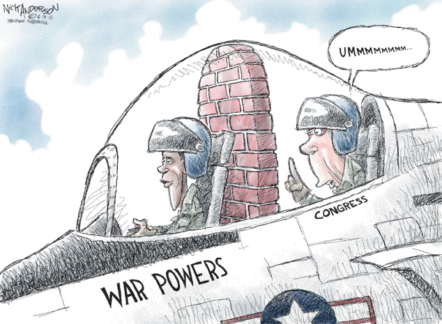 the war powers act The war powers resolution (also known as the war powers resolution of 1973 or the war powers act) (50 usc 1541-1548) is a federal law intended to check the president's power to commit the united states to an armed conflict without the consent of the us congress.