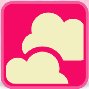 cloud badge