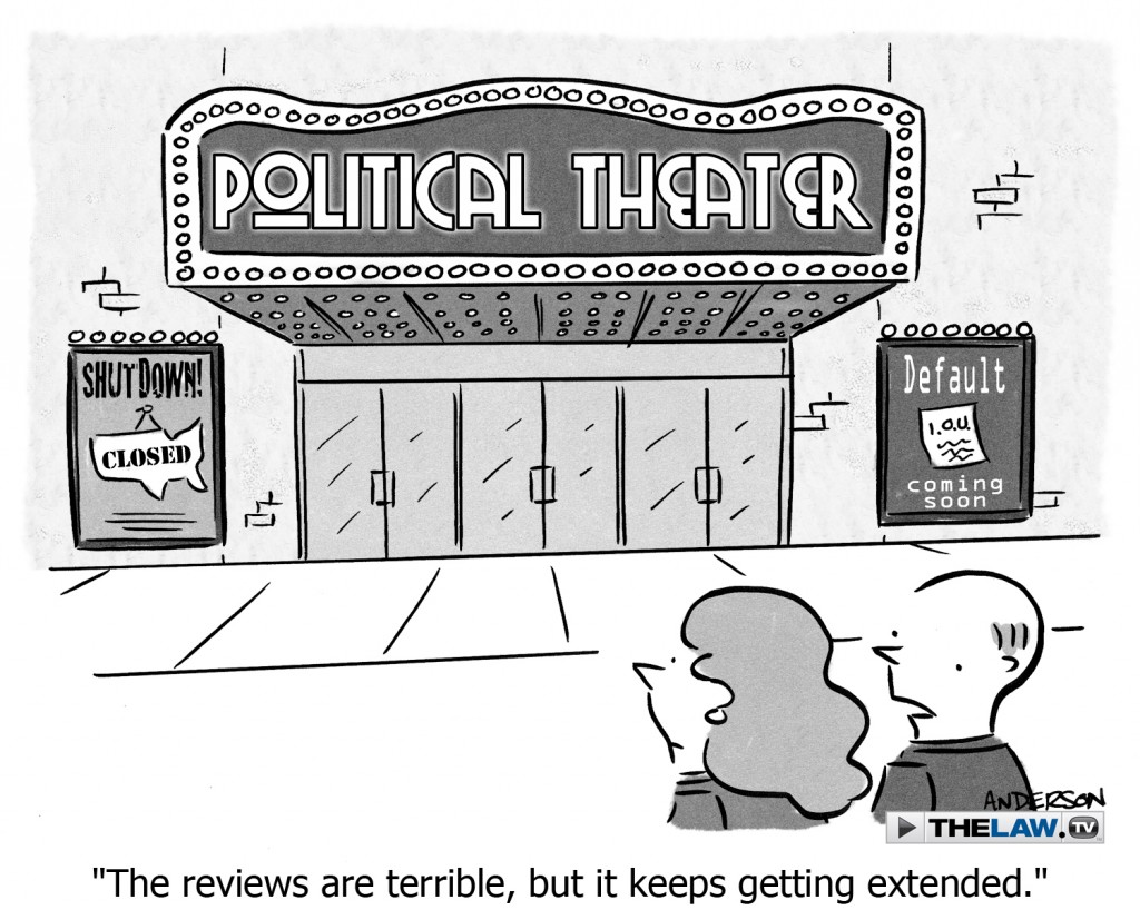 political theater