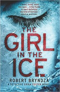 girl in ice